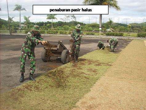 Ram Kawat Ayakan Pasir kujang ii cara praktis pembuatan lapangan rumput