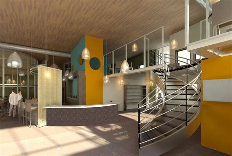 Interior Design In Revit by Sr Thesis Interior Design Studio Iv By Smith At