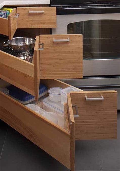 custom kitchen cabinet drawers custom kitchen corner drawer cabinet asian baltimore by grandior kitchen bath