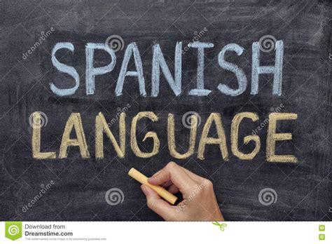 libro talk spanish grammar spaanse taal stock foto afbeelding 72139665