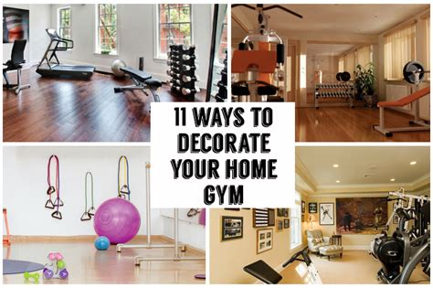 ways to decorate your home 11 ways to decorate your home gym