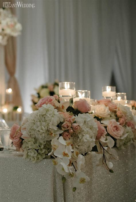 A Magical White & Blush Wedding   ElegantWedding.ca