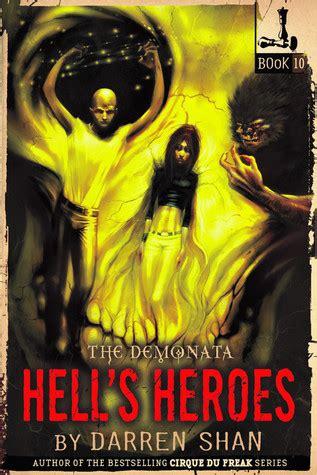 Poets In Hell Heroes In Hell hell s heroes the demonata 10 by darren shan