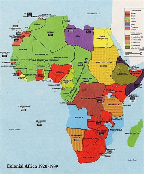 map of africa with countries labeled labeled map of