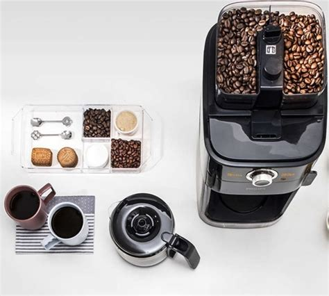 Cafetiere Avec Broyeur Grain 4159 by Cafeti 232 Re Filtre Avec Broyeur Philips Hd7766 00 Caf 233