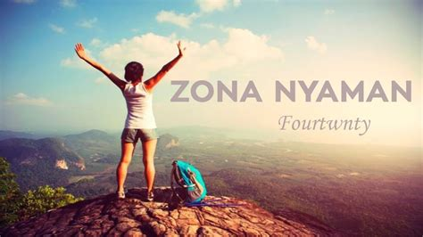 zona nyaman lirik zona nyaman female vocal cover unofficial lyric video