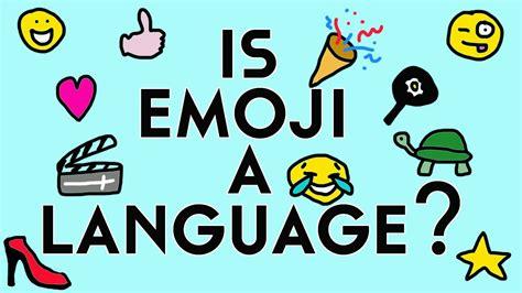 language vi is emoji a language lindsay does languages