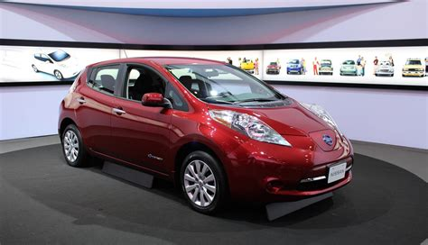 range of nissan leaf 2015 next nissan leaf to greater range suv model