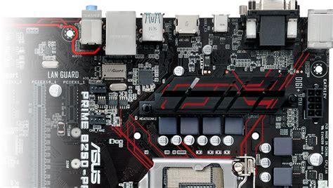 Asus Lga1151 Prime B250 Pro Mainboard Motherboard prime b250 plus motherboards asus usa