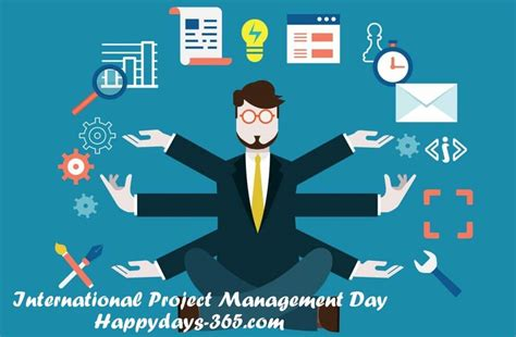 international project management day november 2 2017