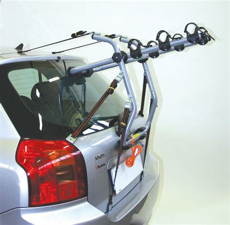 Car Back Rack by Etc Grand Tour 3 Bike Rear Car Rack Cycle Solutions