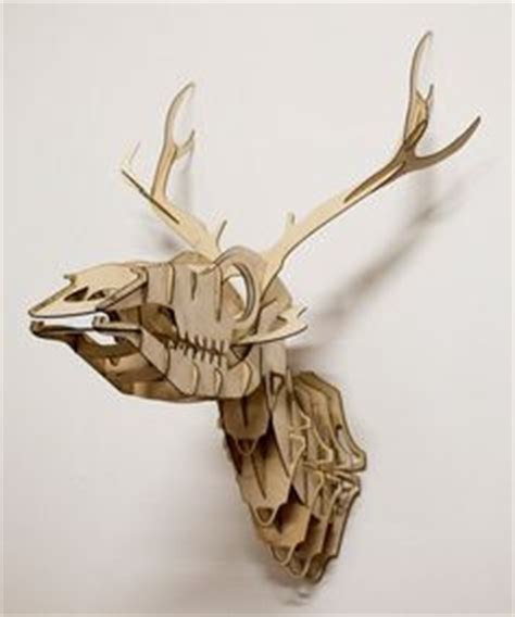 1000 images about trophy head mount 3d puzzles on 1000 images about 3d plywood on pinterest plywood