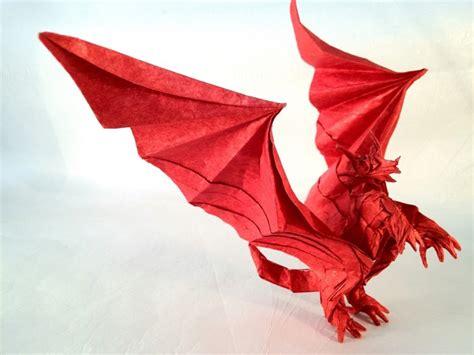 Origami Naga - origami naga jingkrak fikr