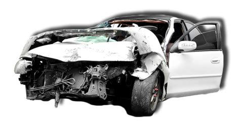 wrecked car transparent fort myers personal injury attorney goldstein buckley