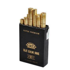 Rokok Dji Sam Soe Magnum Filter Black 12 Samsu Magnum dji sam soe 234 premium clove cigarettes kretek