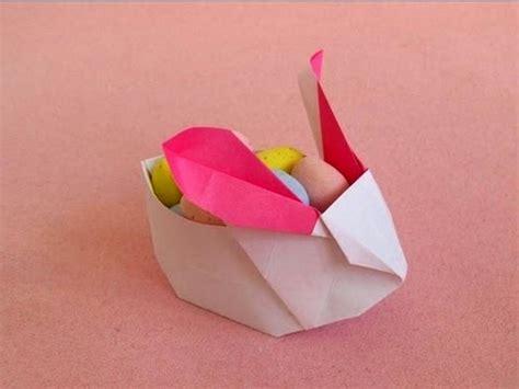 Easter Origami - origami animation origami animation