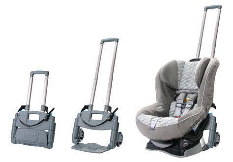 can you take booster seats on airplanes an easy way to get your car seat from the car to the
