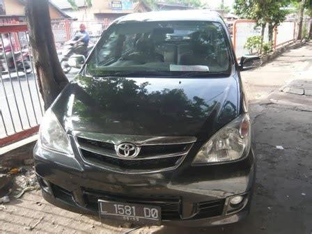 Lu Belakang Mobil Avanza 2010 Dijual Cepat Mobil Toyota Avanza G 2010 Mesin Josss