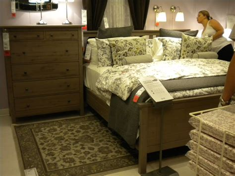 Gray Bedroom Furniture Ikea House Pour A New Bed And Various Other Purchases