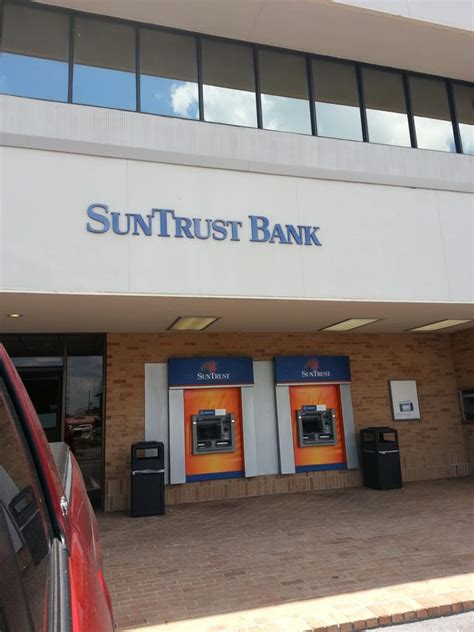 suntrust bank orlando suntrust banks credit unions 5025 w colonial dr