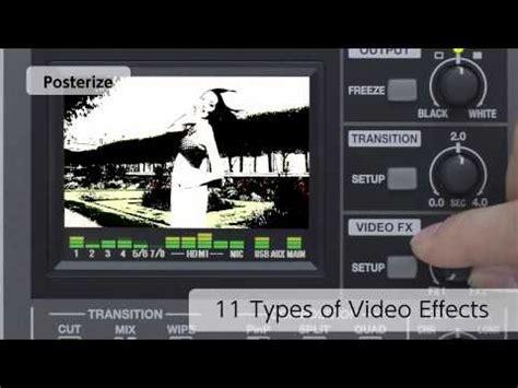 format audio kaskus jual jual roland vr 3ex new audio video switcher