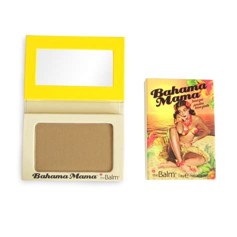 Bahama 7 08g thebalm collection bahama bronzer 7 08g