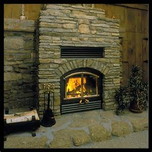 wood burning inserts for zero clearance fireplaces
