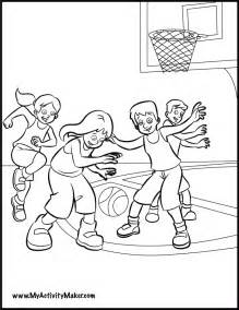 free printable coloring pages exercise health library notes