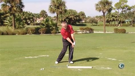 golf swing impact drills impact position drill martin hall swing fix golf channel
