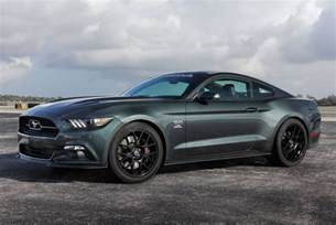 steeda prepares a flurry of 2015 ford mustang s550 tuning