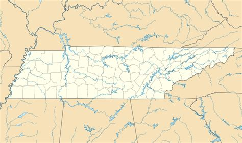 usa map states tn file usa tennessee location map svg wikimedia commons