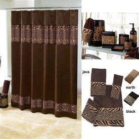 leopard bathroom decor  pinterest leopard print