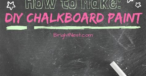 chalkboard painting expensive how to make diy chalkboard paint hometalk