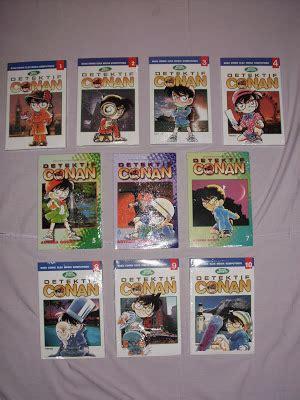 Third 4 Aoyama Gosho Komik One Elex it s me ula detektif conan vol 1 10