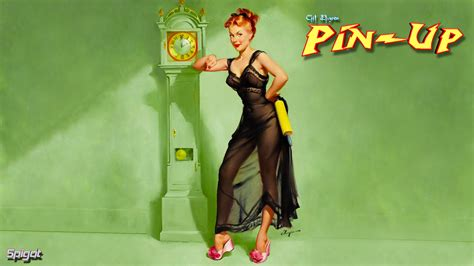 pin up 50 s pin up george spigot s blog