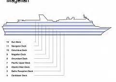 mv astor deck plan magellan cmv australia