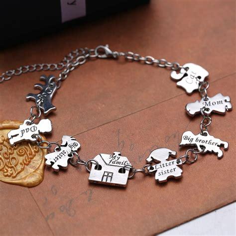 tibetan silver house family engraved charms