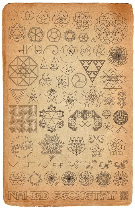 what is sacred geometry geometry