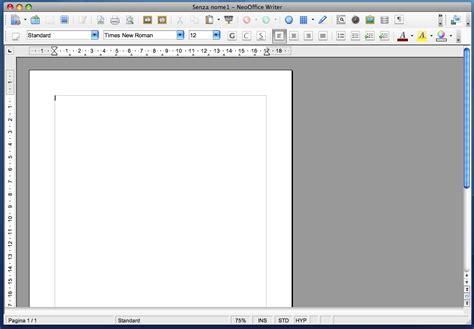 programma per scrivere lettere programmi di scrittura per mac
