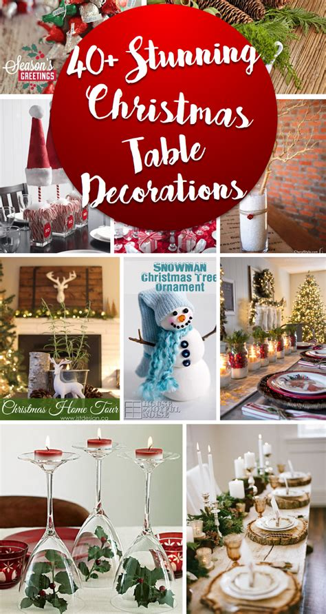 table decorations for to make 42 stunning table decorations