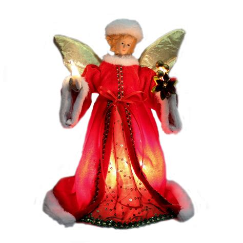 lighted tree toppers for trees trim a home 174 10 quot lighted tree topper