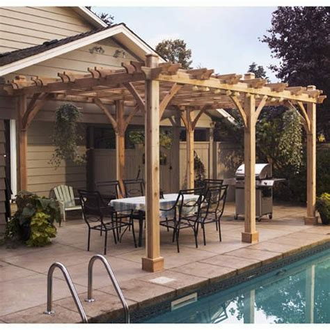 inexpensive pergola kits pergola kits pergola kit patio covers place