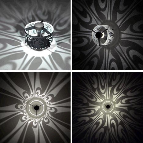 pattern of shadow and light brilliant 15 innovative l lighting light bulb