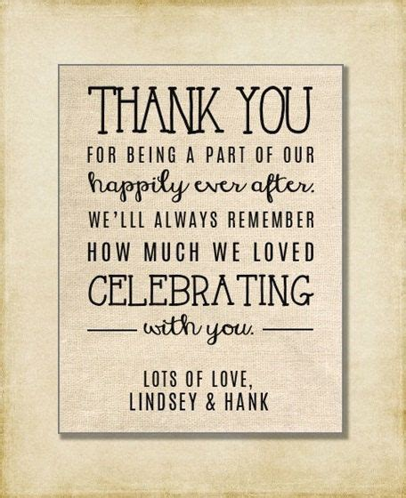 Wedding Gift Sayings by 17 Best Ideas About Wedding Favor Sayings On
