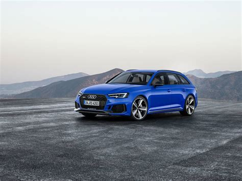 audi rs wagon official 2018 audi rs4 avant gtspirit