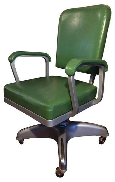 Office Chairs Industrial Industrial Cole Steel Swivel Office Desk Chair
