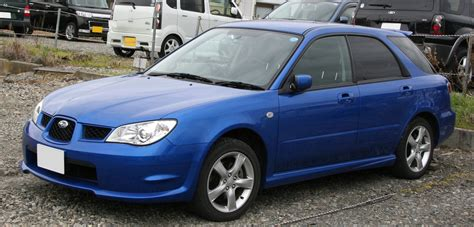 02 Subaru Impreza by Subaru Impreza The Free Encyclopedia Autos Post