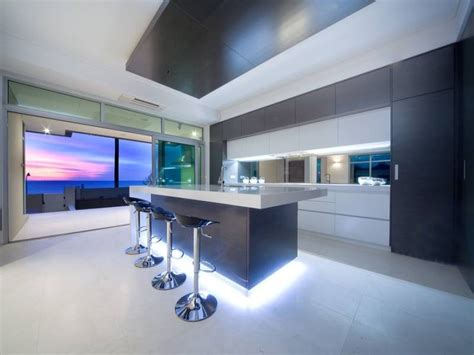 Design Kitchen Island Online by Illuminazione Con Strisce Led