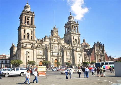 mexico city choc des cultures