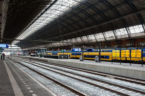Rail & Sail: London to Amsterdam by Train and Ferry with ...